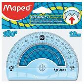 Maped rapporteur 180° 12 cm flex