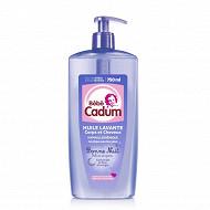 Cadum Bébé huile de bain corps et cheveux 750ml