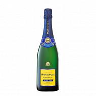 Heidsieck Monopole champagne brut blue top 75cl 12%vol