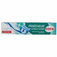 Cora dentifrice haleine fraîche tube de 75ml