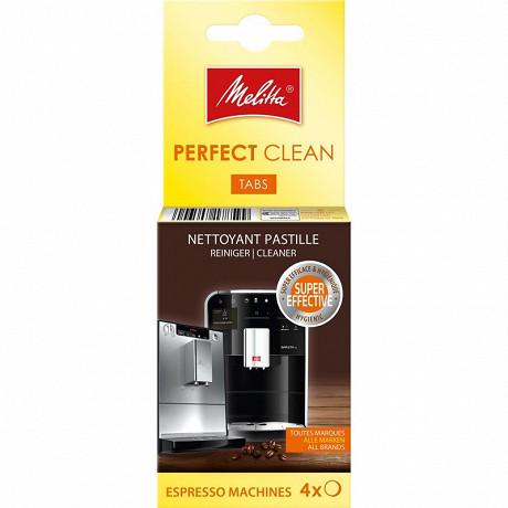 Melitta doses x4 perfec clean expresso machines pastilles