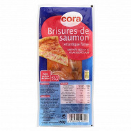 Cora brisures de saumon fumé 150g