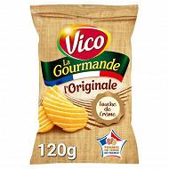 Vico chips la gourmande 120g