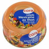 Cora salade mexicaine au thon 250g