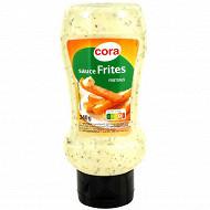 Cora sauce frites flacon souple 340g