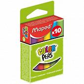 Maped - Craies couleurs standard x 10 935111