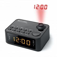 Muse Radio réveil avec projection de l'heure M-178 P