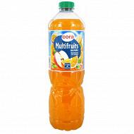 Cora boisson aux fruits multifruits 2L