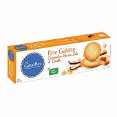 Gavottes fine galette caramel beurre salé et vanille 120g