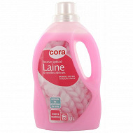 Cora lessive spéciale laine 1.5l 25 lavages