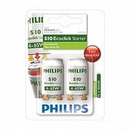 Philips 2 starter S10 - 4w-65watts, TL 150cm