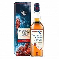 Talisker Storm scotch whisky 70cl 45.8%vol + etui