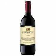 Champoreau vin rouge CE 75CL 12%vol