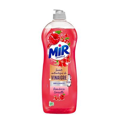 Mir Mir vaisselle secrets de vinaigre frambroise groseille 750ml