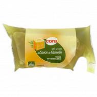 Cora gel lavant savon de marseille recharge 250 ml