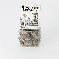 Clair de Lorraine briquette de Lorraine sachet 140g