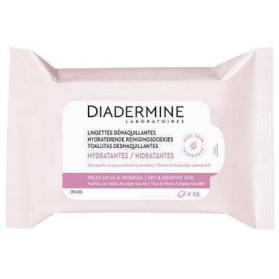 Diadermine Diadermine lingettes dermo douceur x25