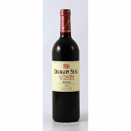 Vin de Chine Dragon Seal 75cl 13% Vol.