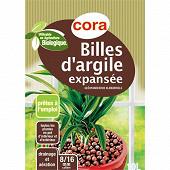 Cora billes d'argile utilisable en agriculture biologique 10 litres