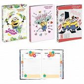 Minions -  Agenda scolaire 120X170