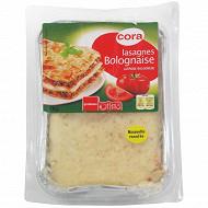 Cora lasagnes bolognaise 1kg