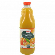 Cora pur jus orange pulpé pet 1.5L