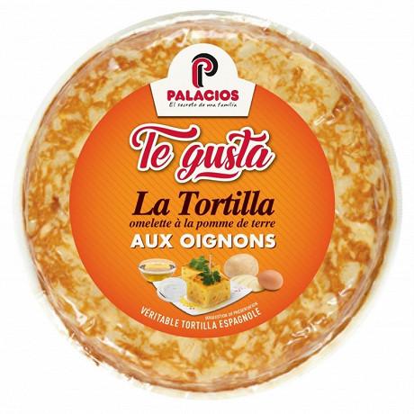 Te gusta tortilla espanola aux oignons 500g
