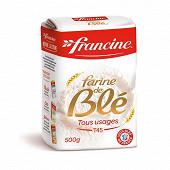 Francine farine de blé 500g