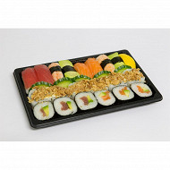 20 sushis