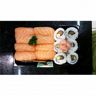 14 sushis
