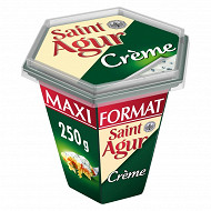 Saint Agur crème maxi format 250 g