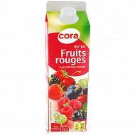 Cora pur jus de fruits rouges 1l