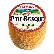 P'tit basque au lait de brebis pasteurisé  Istara