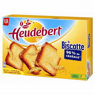 Lu heudebert biscottes nature 875g