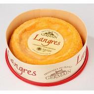 Langres Germain aop ger lait pasteurisé vache