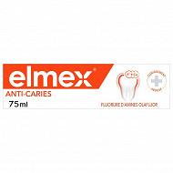 Elmex dentifrice anti-caries 75ml