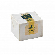 Pavé d'affinois aux truffes noires du périgord (1%) 150g