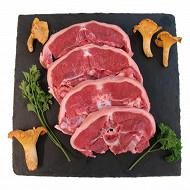 Côtes d'agneau *** à griller filet
