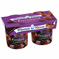 Mamie Nova dessert lacté chocolat 2x150 g