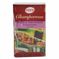 Cora Champoreau vce rouge briquette 25cl 12% Vol.
