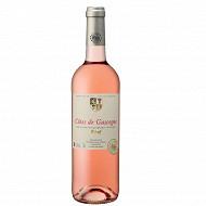 L'ame du terroir igp côtes de gascogne rosé 75cl 12% Vol.