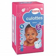 Cora baby culottes bébé taille 5 (12 à 18kg) x20