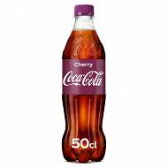 Coca-Cola cherry pet 50cl