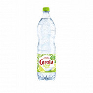 Carola eau pétillante aromatisée citron citron vert 125 cl