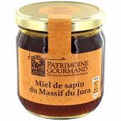 Patrimoine gourmand miel de sapin du Jura 500g