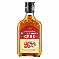Cruz sauce madère 20cl 17%vol