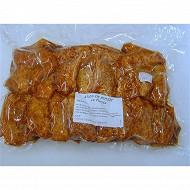 SNV ailes de poulet au paprika environ 2.5kg