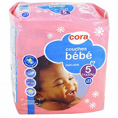Cora baby couches bébé taille 5 (11 à 25kg) x23