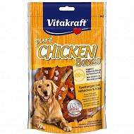 Vitakraft bonas filets poulet et fromage 80 g pour chien