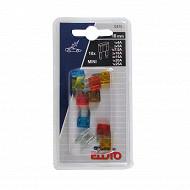 Eloto 10 mini fusibles enfichables 10mm